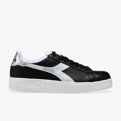 Sneakersy damskie diadora game p step wn - czarny