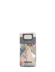 Kubek termiczny kambukka etna 300 ml - paradise flower - wielokolorowy