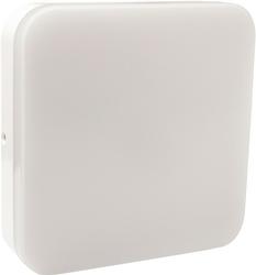 Plafon led ip44 kwadratowy 24w 4000k neutralna biała - szybka dostawa lub możliwość odbioru w 39 miastach