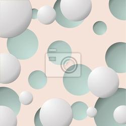 Fototapeta abstrakcyjne geometrycznej