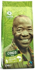 Oxfam | lake kivu coffee kawa mielona 250g | organic - fairtrade