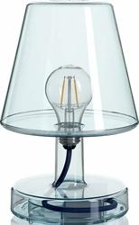 Lampa stołowa Transloetje niebieska