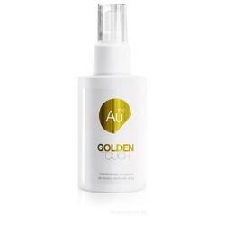 Au100 mgiełka do twarzy i ciała ze złotem monojonowym golden touch 100ml