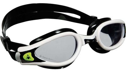 Okulary aquasphere kaiman exo clear white-black
