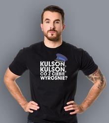 Kulson co z ciebie wyrośnie t-shirt męski czarny l