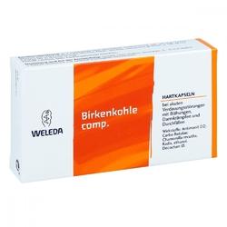 Birkenkohle comp. kapseln