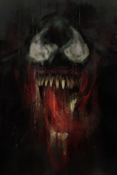 Venom - plakat premium wymiar do wyboru: 50x70 cm