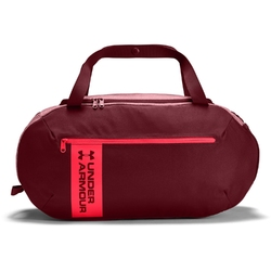 Torba under armour roland duffle md - bordowy