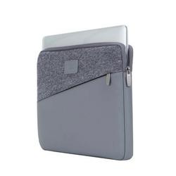 RivaCase Pokrowiec Sleeve do MacBook 13,3 cala, szary