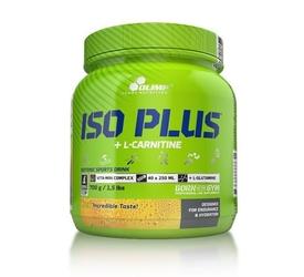 Iso plus powder 700 g cytryna
