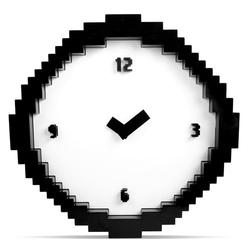 Pikselowy zegar