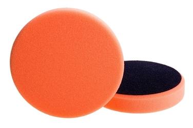 Super shine neocell orange hard cut – bardzo twardy pad polerski, pomarańczowy 150mm