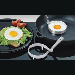 Obręcze do jajek sadzonych kuchenprofi  okrągłe 2 szt. ku-1026002800