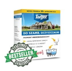 Bakterie do szamba i oczyszczalni – 1 kg target