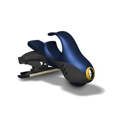 Headblade atx moto police - męska maszynka do golenia głowy na łyso