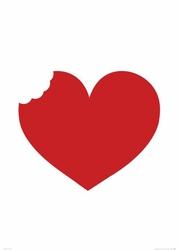 Heart - plakat