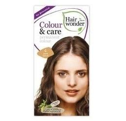 Hairwonder colour  care farba do włosów dark blond 100ml