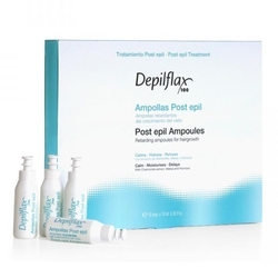 Depilflax 100 ampułka po depilacji 1x10ml
