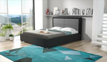Łóżko tapicerowane 140x200 joana