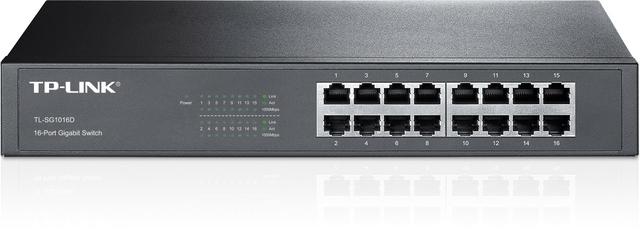 Switch tp-link tl-sg1016d - szybka dostawa lub możliwość odbioru w 39 miastach