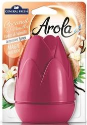 Arola, general fresh magiczna szyszka, kokos i wanilia, odświeżacz powietrza, urządzenie, 1 sztuka