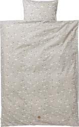 Pościel swan szara 70x100 cm