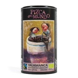 Pizca del mundo | talamanca czekolada do picia o smaku orzechowym 250g | organic - fairtrade