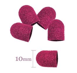 Kapturek ścierny a 10mm60     50 szt. różowy