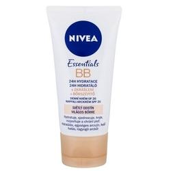 Nivea bb cream 5in1 beautifying moisturizer, spf10 - nawilżający krem bb dla kobiet 50ml light
