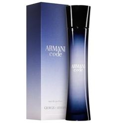 Giorgio armani code pour femme perfumy damskie - woda perfumowana 75ml - 75ml