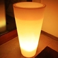 Donica podświetlana venus 70 cm rgb 16 kolorów