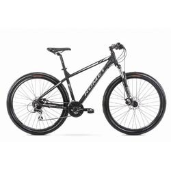 Rower górski romet rambler r9.2 2020, kolor czarny-biały, rozmiar 17