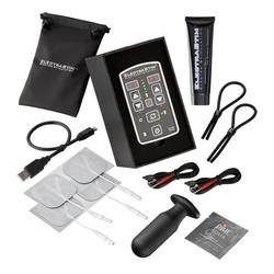 Elektrostymulator dwukanałowy z akcesoriami - electrastim flick duo stimulator multi-pack