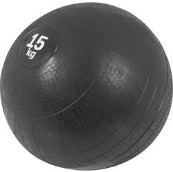 15 kg piłka lekarska treningowa slam ball gumowa gorilla sports