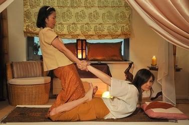 Tradycyjny masaż tajski - warszawa - 2 godziny