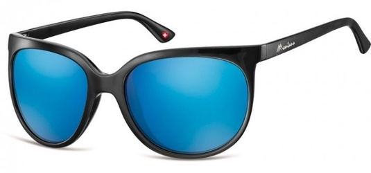 Damskie muchy okulary ms19a przeciwsloneczne lustra