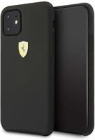 Etui ferrari hard case iphone 11 silicone
