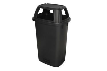Plafor kosz big bin 90l czarny