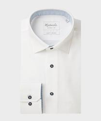 Elegancka biała koszula michaelis 38