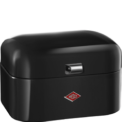Pojemnik na mały chleb czarny Single Grandy Wesco 235101-62