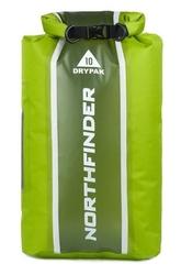 Worek wodoszczelny northfinder richmond hill - zielony