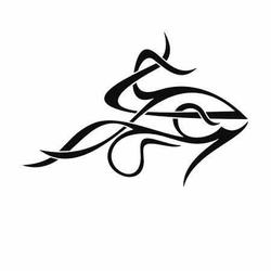 tribale 93 szablon malarski