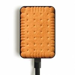 SMARTOOOLS Powerbank MC5 Biscuit, 5000mAh, 2.1A 5V