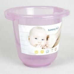 Tummy Tub, wiaderko różowe