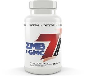 ZMB + GMC, melatonina - 7Nutrition - 90 kapsułek