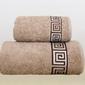 Ręcznik bawełniany dunaj frotex beżowy 30 x 50