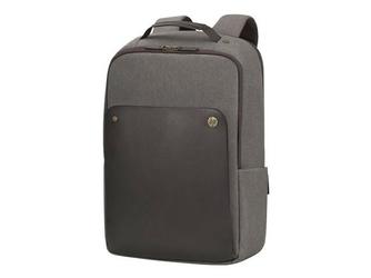 Oryginalny brązowy plecak HP Executive Backpack na laptop 15.6″  39,6 cm P6N22AA