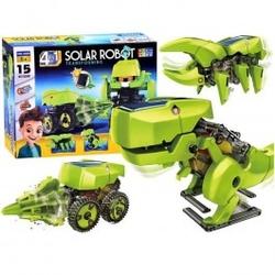 Solarny robot 4 w 1