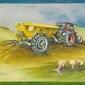 Pasek dekoracyjny maszyny rolnicze 293302 kids amp; teens rasch