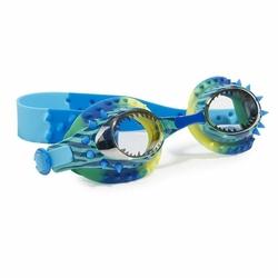 Okulary do pływania, Dinozaur, Niebieskie, Bling2O